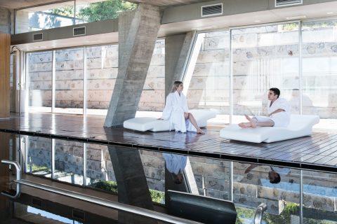 Zonas de relax de spa Vilavella Hotel & Spa****